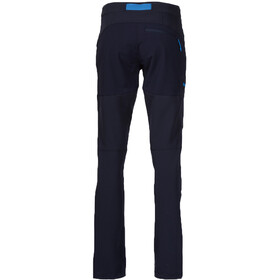 Bergans Cecilie Mountaineering Pantalon Femme, navy/cloud blue